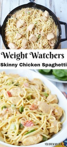Makes 6 Servings 1½ cups per serving 7 SmartPoints per serving on Weight Watchers FreeStyle, Flex, and Your Way Plans 8 SmartPoints per serving on Weight Watchers Beyond the Scale