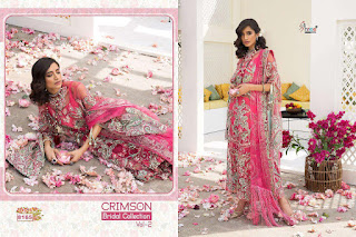 Shree fab Crimson bridal collection vol 2 Pakistani Suits