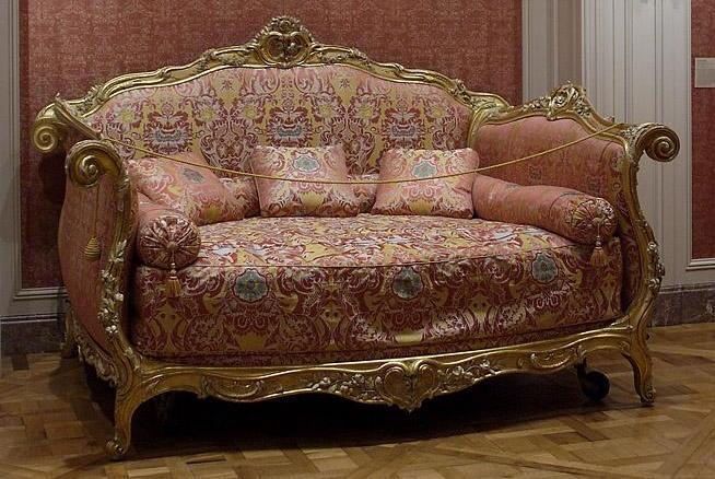 Fiorito Interior Design History Of Furniture The Three Louis And King Xiv