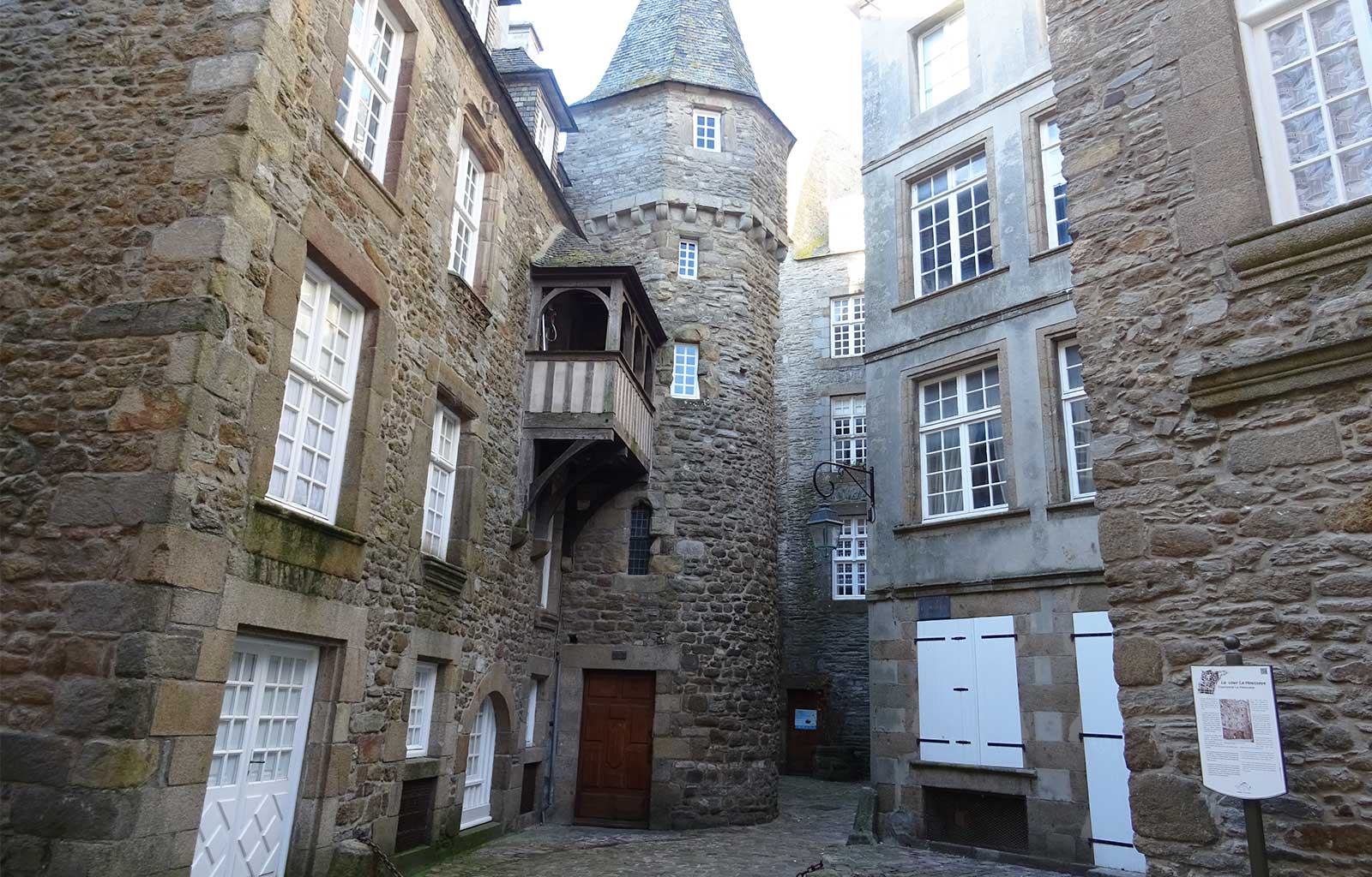City Guide Saint Malo maison de la duchesse anne
