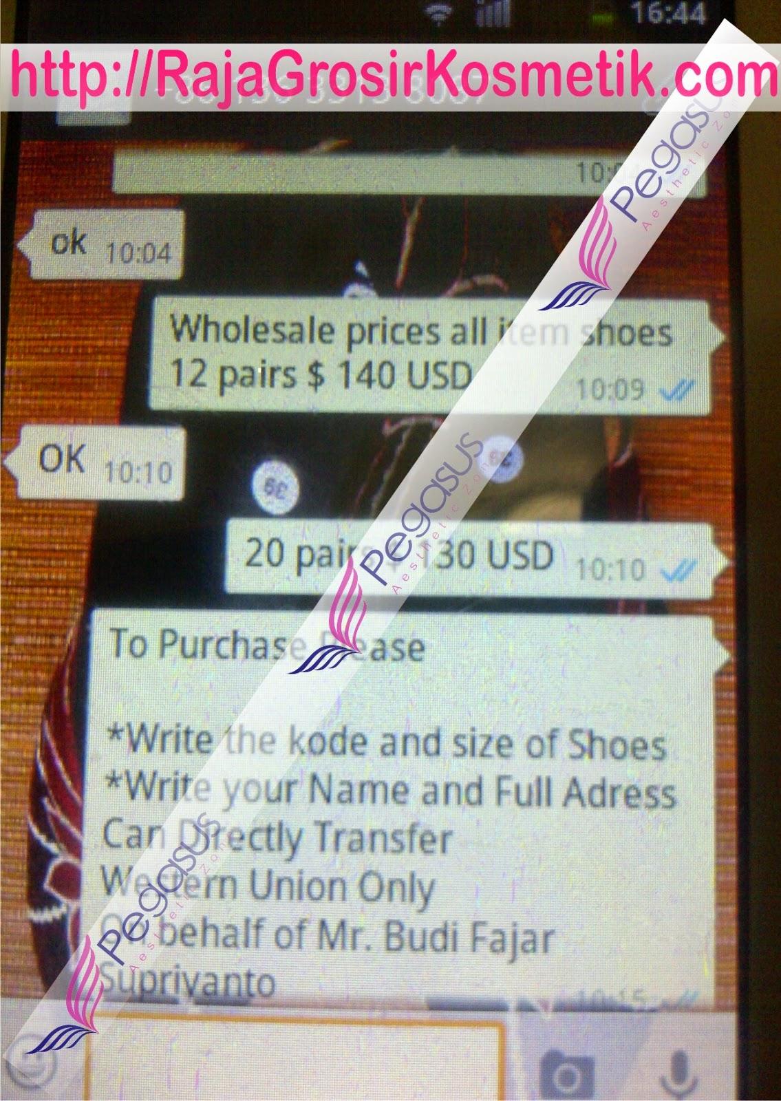 Sepatu Flat Wanita Online, Jual Flat Shoes Branded, Beli Kasut Online, www.distributorsepatumurah.com