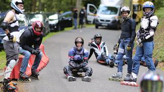 descente drift race course sebaskates frskates roller inline gossipskate