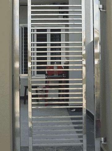Pintu Teralis Minimalis Terbaru