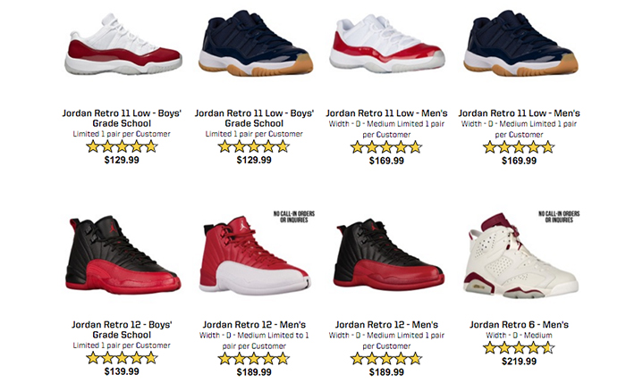Eastbay is Having Another Air Jordan Restock Tomorrow - Sneaker News ... 304452089