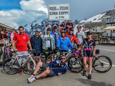 where to rent a bike to climb Stelvio pass?
