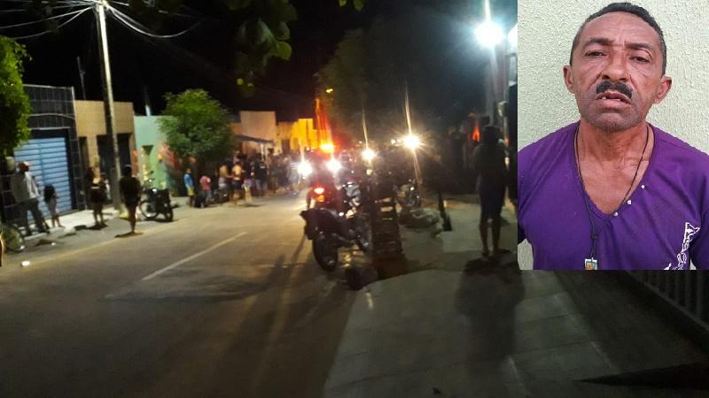 Açougueiro é morto a tiros em Juazeiro; durante tiroteio outros dois homens ficaram feridos