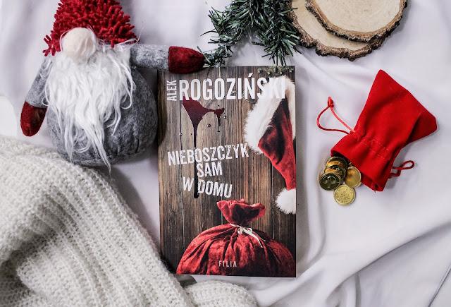 """""""Nieboszczyk sam w domu"""" Alek Rogoziński"""