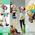 Upcoming Kotobukiya ARTFX J Figures