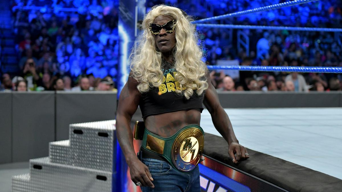 R-Truth perde o WWE 24/7 Championship no RAW