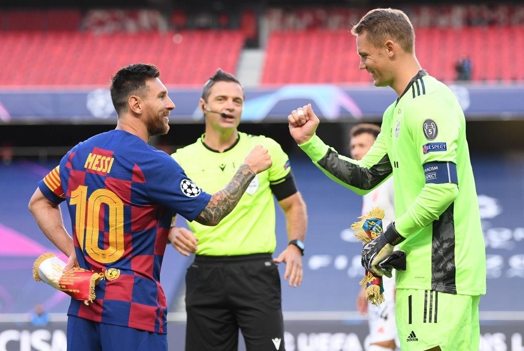 Sếp lớn thừa nhận Bayern không đủ lực để 'nuôi' Messi