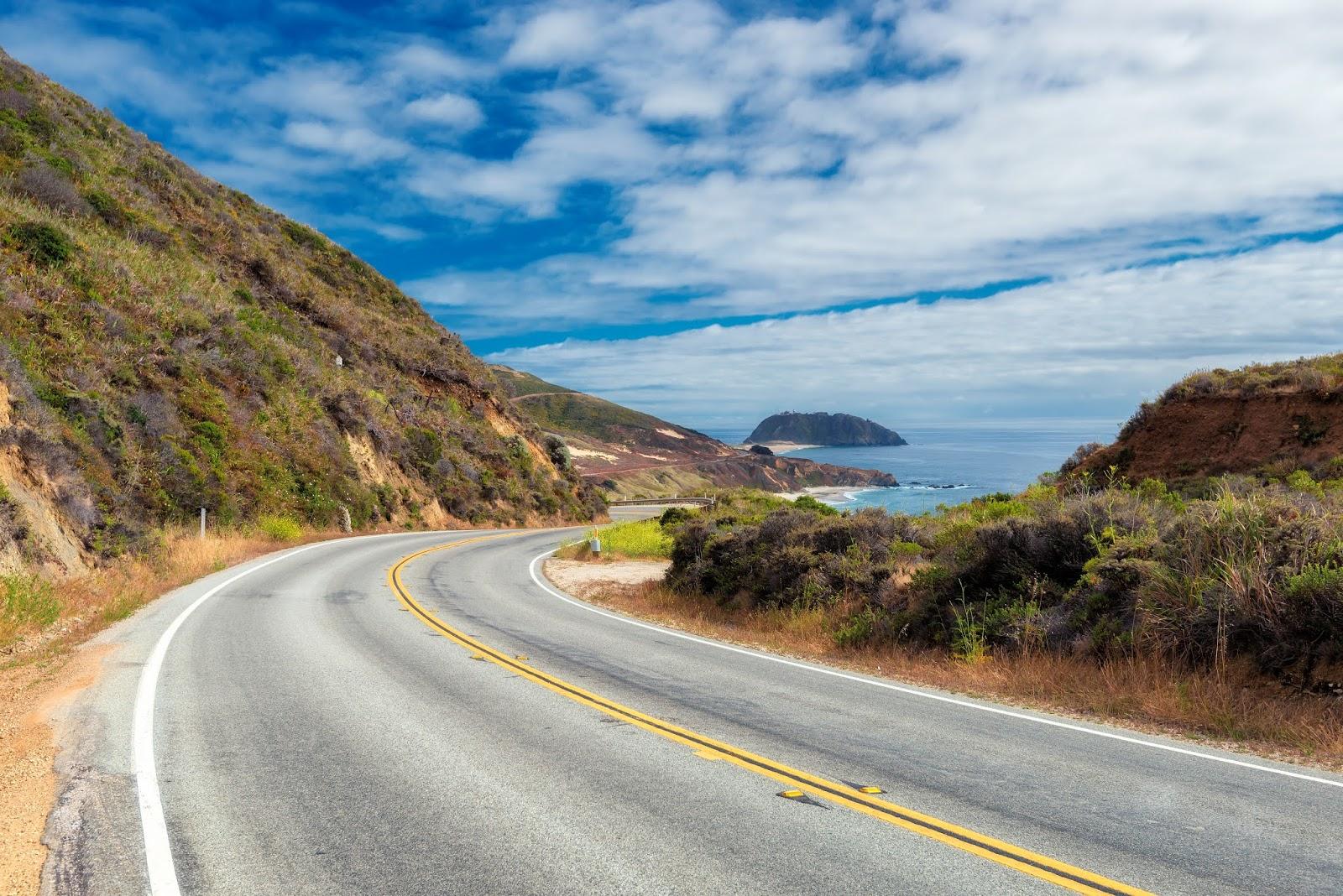 West: Pacific Coast Highway