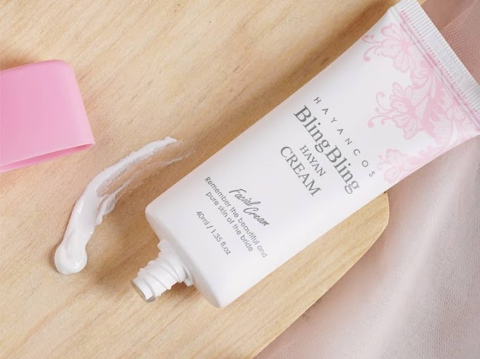 First Impression Hayancos Bling Bling Hayan Cream