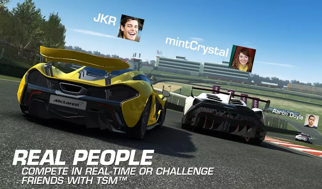 Download Real Racing Mod Apk+Data 3 v4.1.5 Latest Version For Android