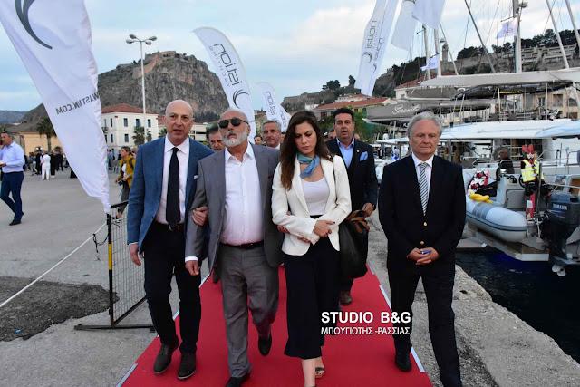 Ανδριανός στα εγκαίνια του 5ου Mediterranean Yachting Show: Η πολιτεία να δει την αναπτυξιακή δυνατότητα του γιώτινγκ
