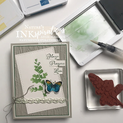 Weekly Digest #24 | Week Ending July 10, 2021 | Nature's INKspirations by Angie McKenzie for the Crafty Collaborations Technique Tuesday Blog Hop; Click READ or VISIT to go to my blog for details! Featuring Stampin' Up! Inks with Water Painters, the Positive Thoughts Stamp Set and the Nature's Thoughts Dies from the 2021-2022 Annual Catalog; #getwellcard #stamping #papercrafting #techniquetuesday #techniquetuesdaybloghop #positivethoughts #naturesthoughts #watercoloring #2021annualcatalog #naturesinkspirations #makingotherssmileonecreationatatime #diecutting #cardtechniques #stampinup #diy #handmadecard
