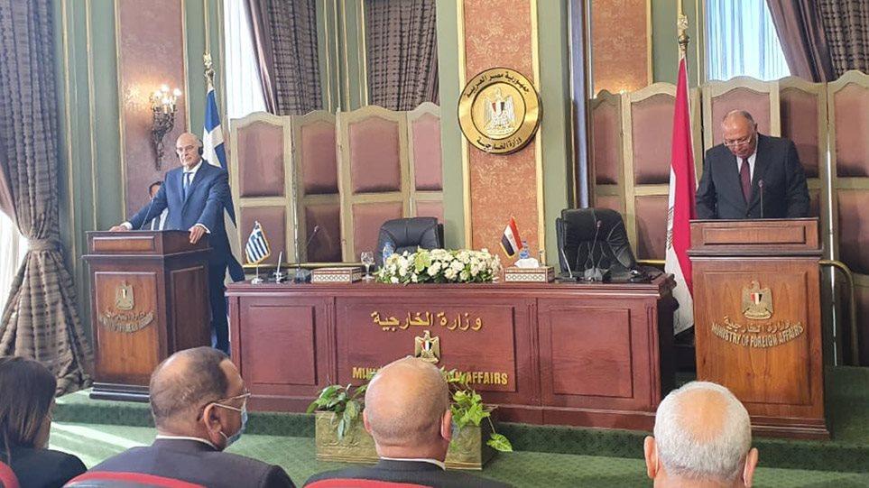 Συμφωνία Ελλάδας - Αιγύπτου για ΑΟΖ: Στον πυρήνα η ακύρωση του τουρκολιβυκού μνημονίου