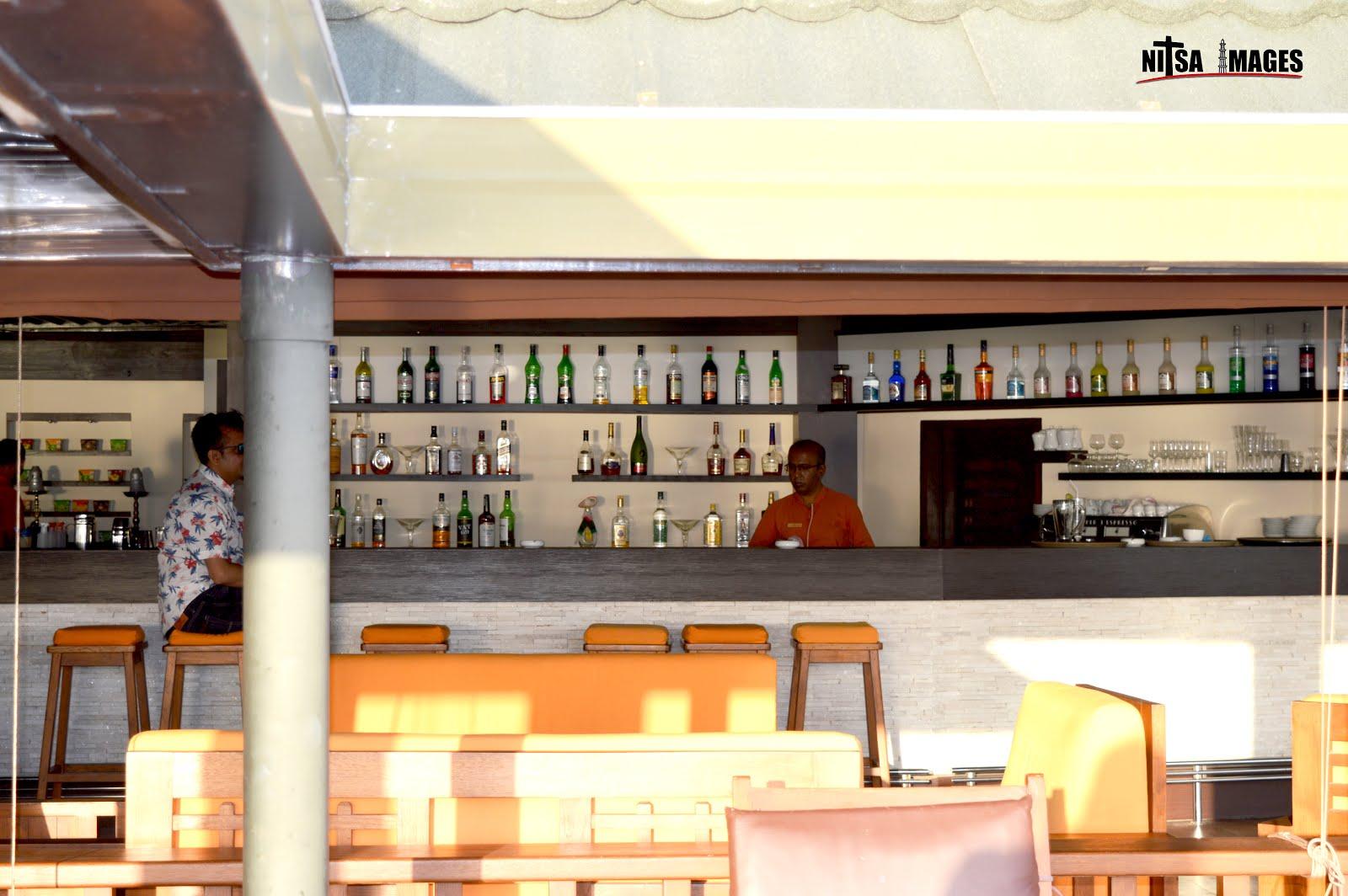 Nitsa Varied Food Options At Paradise Island Resort Maldives