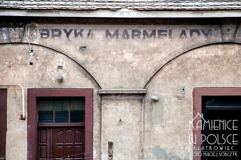 Luboń: Fabryka Marmelady i Cukierków