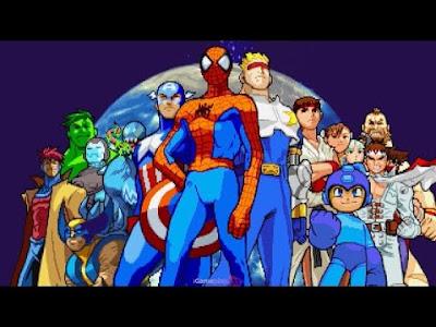 videojuegos clasicos superheroes