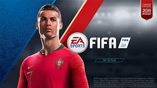 FIFA 18 Mobile MOD FTS Android Offline 300 MB HD Graphics
