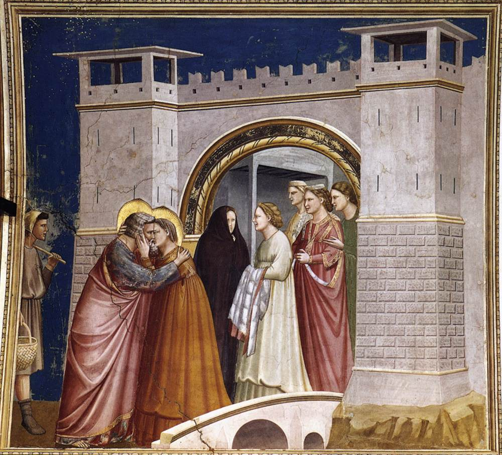Giotto Meeting At The Golden Gate