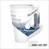 TAY QUAI LY GIẤY ĐỘC ĐÁO ( Coffee Cup Sleeve / Jacket / Clutch)