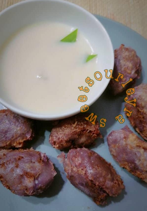 Resepi Yam And Sweet Potato Roll Sedap Dan Mudah