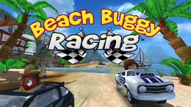 Beach Buggy Racing Mod Apk Terbaru