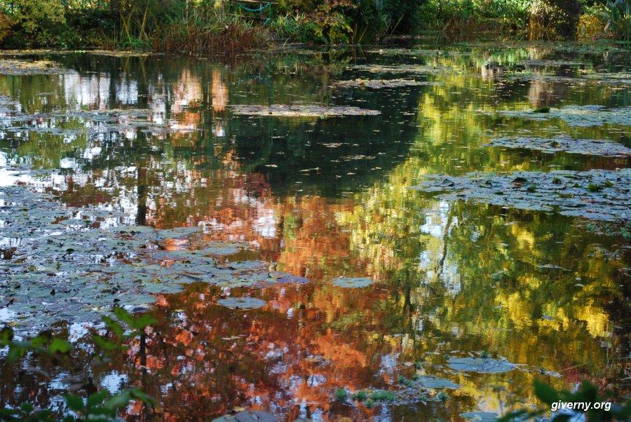 Landscape Claude Monet Le Coucher Du Soleil La Seine