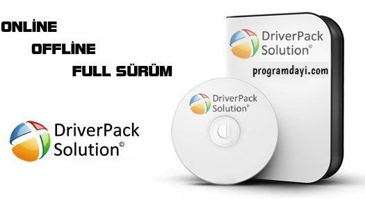 Driver Pack Solution 15.4 Dvd Sürümü Full Türkçe İndir