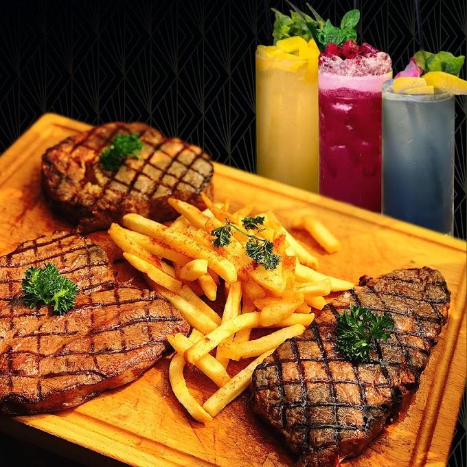 """Topping beef - Quán steak ngon TPHCM """"yêu nhau từ lần thử đầu tiên"""""""