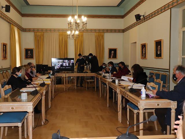 Με 4 θέματα που αφορούν την Αργολίδα συνεδριάζει η Οικονομική Επιτροπή της Περιφέρειας Πελοποννήσου