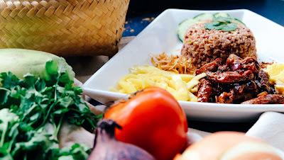 Rutin Makan Teratur dan Bergizi