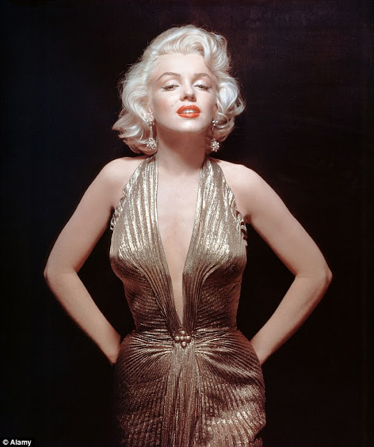 marilyn monroe most beautiful woman ever