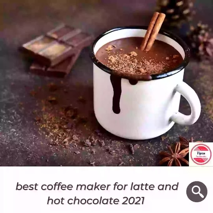 best coffee maker for latte and hot chocolate 2021 | best hot chocolate maker review