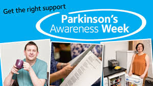 Parkinson's Awareness Week 2016