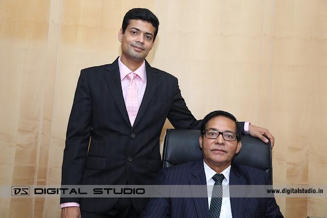 Two Executives