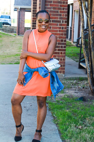 spring style for mom
