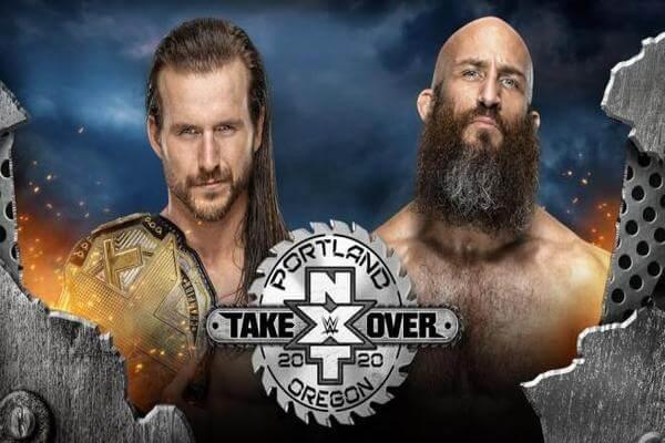 عرض NXT تيك اوفر بورتلاند كل ما تريد معرفته: المباريات - التوقيت - القنوات الناقلة