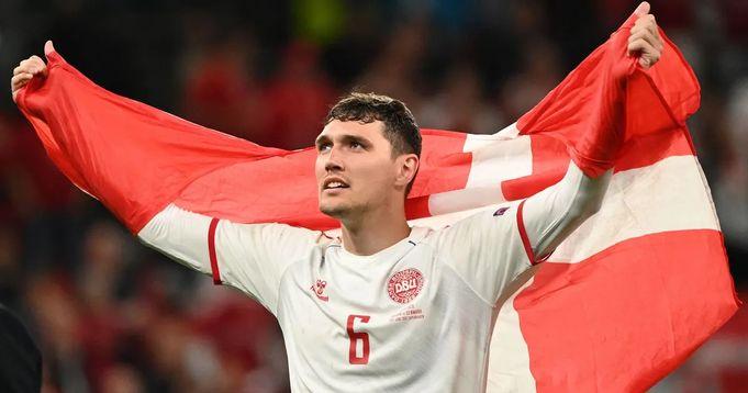 Christensen incredible milestone for Denmark in Israel win revealed
