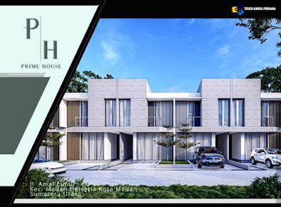 Video Rumah Modern dilengkapi dengan Kolam Renang Pribadi - Jl Amal Luhur Medan - Gratis Semua Biaya - Prime House Medan