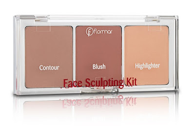 Flormar DAILY PARTY Face Sculpting Kit