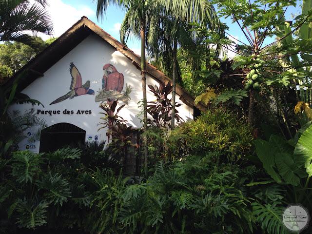 parque das aves brasil foz do iguaçu