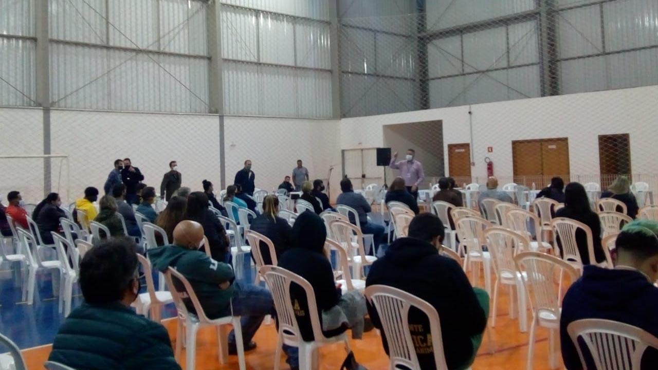2.500 voluntários apoiarão na vacinação em massa em Botucatu