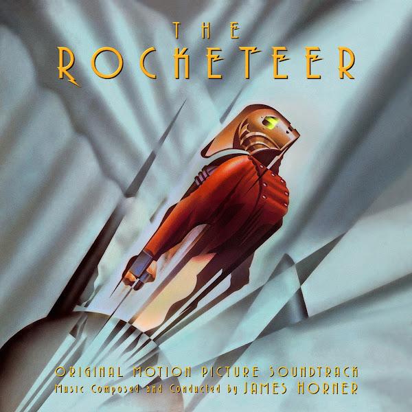 the rocketeer james horner soundtrack cover