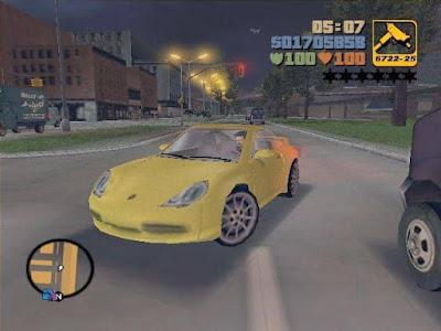 تحميل لعبة جاتا GTA 3 للكمبيوتر
