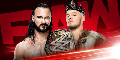 WWE RAW Results - May 18, 2020