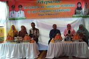 Wakil Bupati Wajo Hadiri Pelepasan Tim Surveior  Re Akreditasi Puskesmas Salewangeng