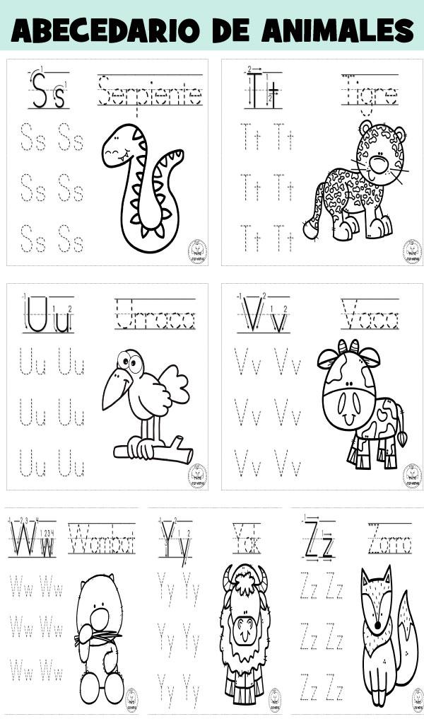 trazos-abecedario-grafomotricidad-colorear