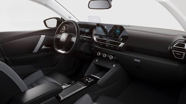 Novo Citroën C4 e Ë-C4